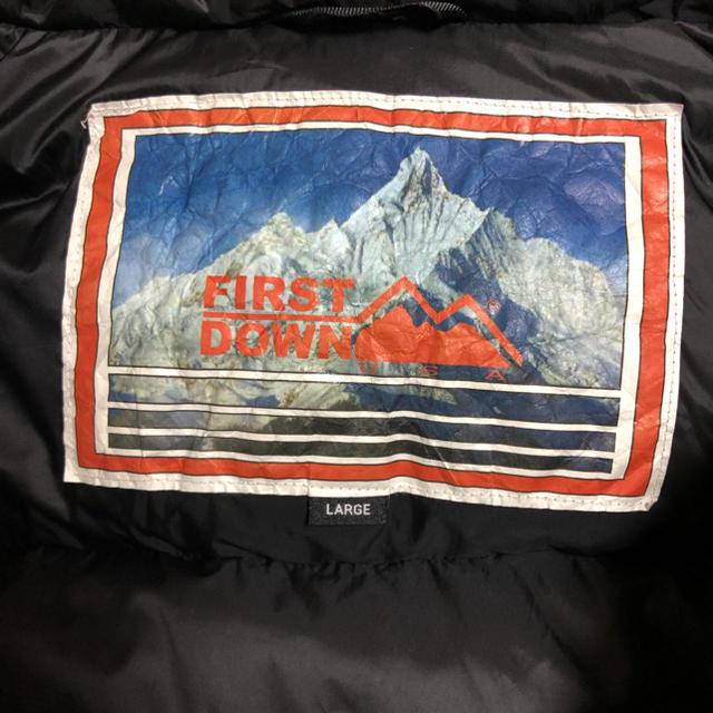FREAK'S STORE(フリークスストア)のファーストダウン Lサイズ メンズのジャケット/アウター(ダウンジャケット)の商品写真