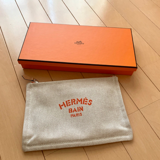 エルメス(Hermes)のHERMES エルメス フラットポーチ  ニュー・ヨッティング GM (ポーチ)