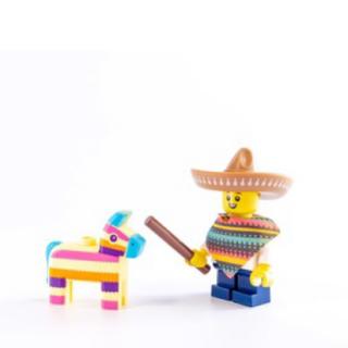 Lego - LEGO ミニフィグ メキシコの男の子 71027