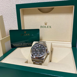 ROLEX - ロレックス エアキング  116900 美品 Rolex 時計 メンズ セール