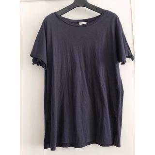 ドリスヴァンノッテン(DRIES VAN NOTEN)のドリスヴァンノッテンDries Van Noten リボンスリーブTシャツ(Tシャツ(半袖/袖なし))