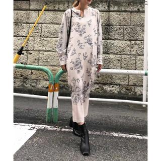 Ameri VINTAGE - ポテト309様専用 REHEMA KEY NECK DRESS