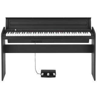 KORG - KORG 電子ピアノ LP-180-BK 88鍵 ブラック