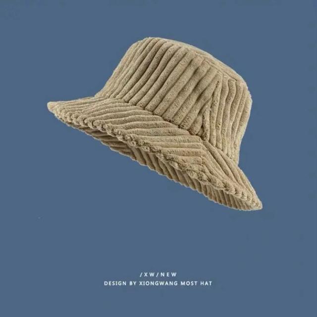 コーデュロイバケットハット レディースの帽子(ハット)の商品写真