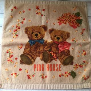 ピンクハウス(PINK HOUSE)のピンクハウス  ウォッシュタオル(タオル/バス用品)
