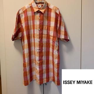 イッセイミヤケ(ISSEY MIYAKE)のイッセイミヤケ ISSEY MIYAKE シャツ(シャツ)