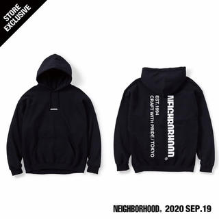 NEIGHBORHOOD - neighborhood hoodie L