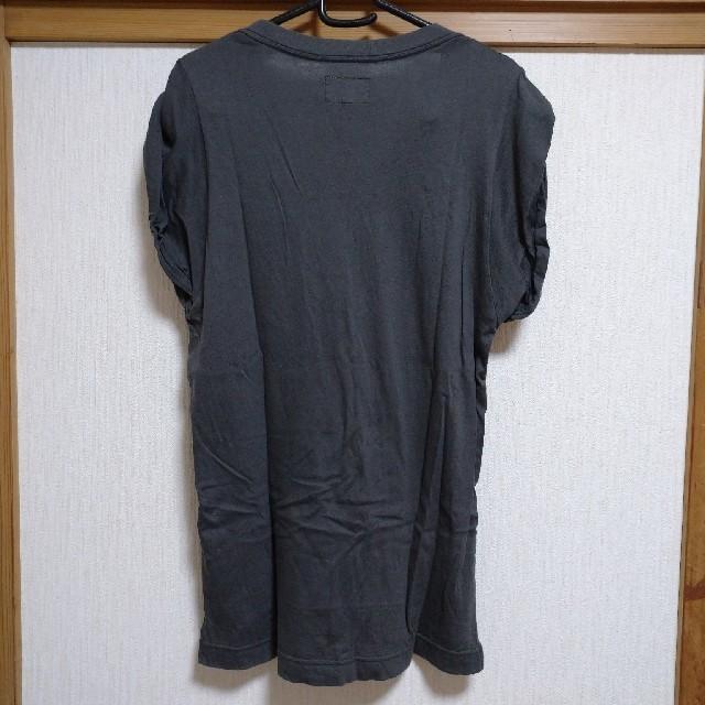 Vivienne Westwood(ヴィヴィアンウエストウッド)のvivienne westwood アングロマニア Tシャツ グレー ヴィヴィア レディースのトップス(Tシャツ(半袖/袖なし))の商品写真