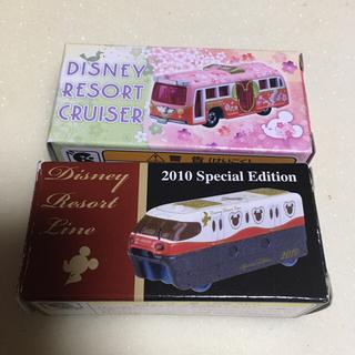Disney - ディズニー トミカ リゾートクルーザー 桜