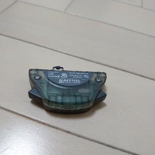 ゲームボーイアドバンス(ゲームボーイアドバンス)のGBAワイヤレスアダプター(家庭用ゲーム機本体)