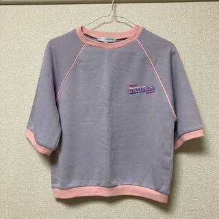 ウィゴー(WEGO)のwego(Tシャツ(半袖/袖なし))