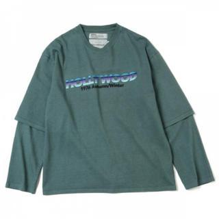 "DAIRIKU ""HOLLYWOOD"" Layered T-shirt """