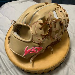 YSF 硬式内野手グラブ キップレザー JGグリス入