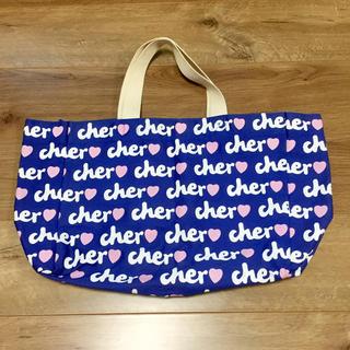 シェル(Cher)のcher  トートバッグ  エコバッグ(トートバッグ)