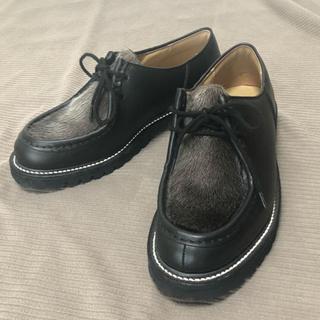 ヴァンキッシュ(VANQUISH)のVANQUISH チロリアンシューズ WITHSeal Leather 26.5(ブーツ)