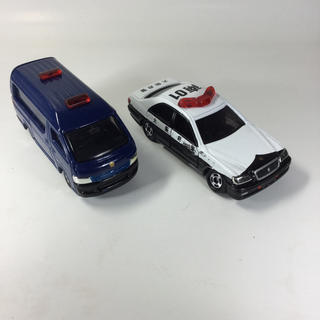 Takara Tomy - トミカ 警察車両 2台セット