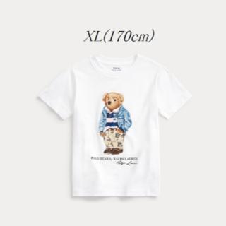 Ralph Lauren - Ralph Lauren プレッピー ベア Tシャツ ボーイズXL 170