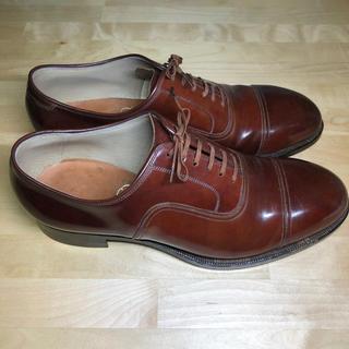 オールデン(Alden)のヴィンテージ コードバン 靴 ビスポーク(ドレス/ビジネス)
