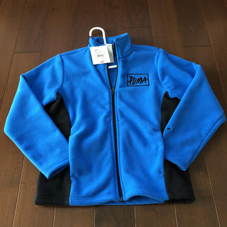 PUMA - プーマ ジャケット130 ブルー ボーイズ