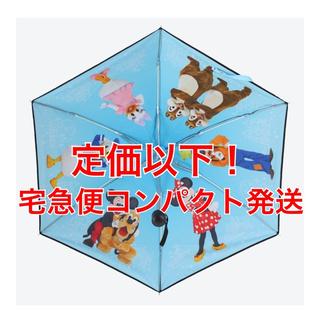 Disney - 定価以下 ディズニー 実写 傘 晴雨兼用 日傘 折り畳み ミッキー ミニー
