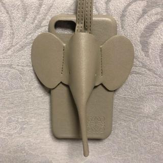 ロエベ(LOEWE)のelephant motif iPhone 7/8 case(iPhoneケース)