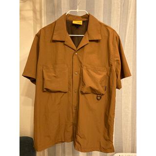 スノーピーク(Snow Peak)のグリップスワニー  GRIP SWANY  SUPPLEX CAMP SHIRT(Tシャツ/カットソー(半袖/袖なし))