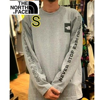 THE NORTH FACE - ノースフェイス ヨセミテ ロングスリーブ グラフィック ロンT S