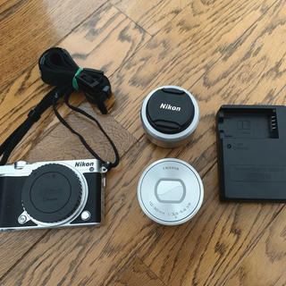 Nikon - Nikon  j5 黒 シルバー