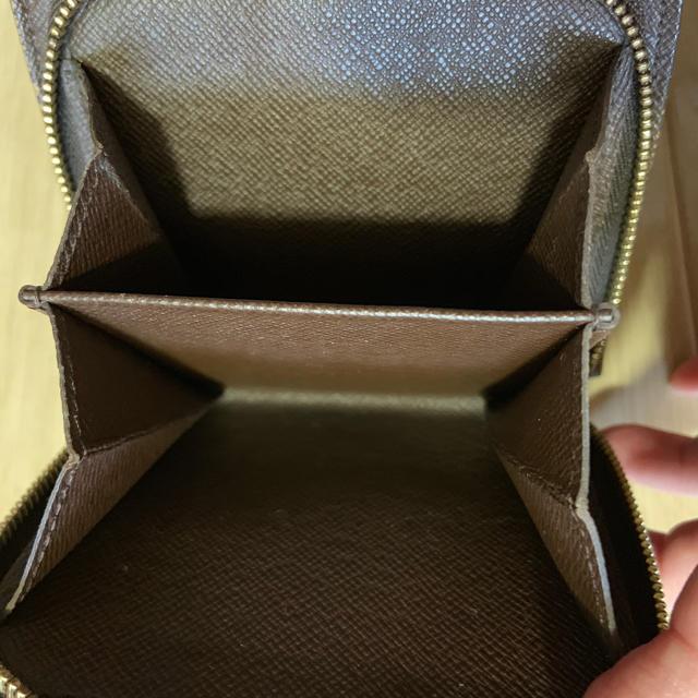 LOUIS VUITTON(ルイヴィトン)のルイヴィトン コンパクトジップ 折り財布 レディースのファッション小物(財布)の商品写真