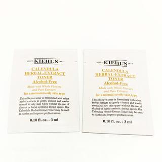 キールズ(Kiehl's)のキールズ 化粧水 カレンデュラ トナー サンプル(化粧水/ローション)
