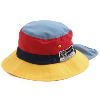 ブリーズ(BREEZE)のBREEZE ハット 帽子 キッズ レインボー 56サイズ(帽子)