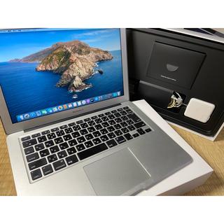 Mac (Apple) - macbook air 13インチ 2015 office付き
