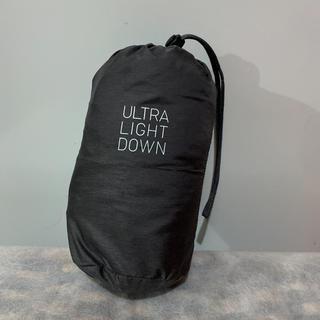 UNIQLO - UNIQLO ユニクロ ウルトラライトダウン グレー