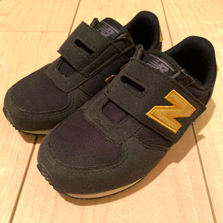 New Balance - ニューバランス 16.5cm