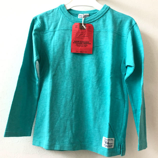 ロンハーマン(Ron Herman)のロンハーマン × デニムダンガリー 別注 キッズ 長袖 130 新品(Tシャツ/カットソー)