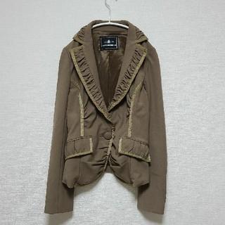 グレースコンチネンタル(GRACE CONTINENTAL)のジャケット(テーラードジャケット)