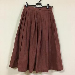 イッセイミヤケ(ISSEY MIYAKE)のイッセイ スポーツ スカート(ひざ丈スカート)