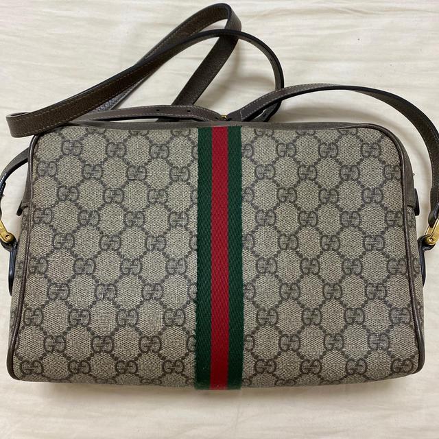 Gucci(グッチ)のGUCCI グッチ ショルダーバック レディースのバッグ(ショルダーバッグ)の商品写真