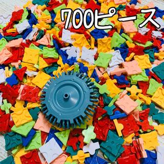 【大人気商品】 LaQ ラキュー 互換品 700ピース ガイドブック 付き