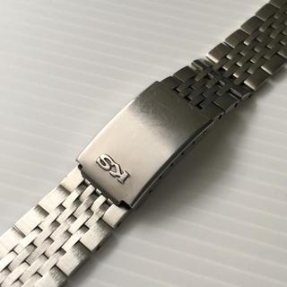 SEIKO - セイコー キングセイコー用 18mm純正ステンレスベルト