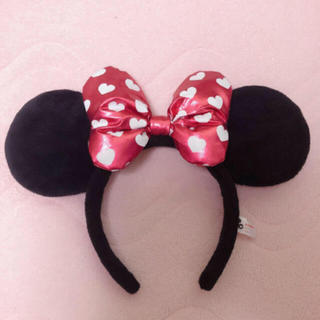 Disney - ミニー カチューシャ