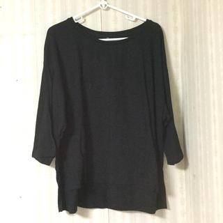 黒Tシャツ(Tシャツ(長袖/七分))