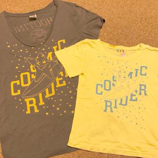 ロデオクラウンズ(RODEO CROWNS)のロデオクラウンズ  Tシャツ2枚セット(Tシャツ/カットソー)