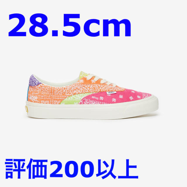 VANS(ヴァンズ)のVANS X RHUDE ACER NI SP 28.5cm メンズの靴/シューズ(スニーカー)の商品写真