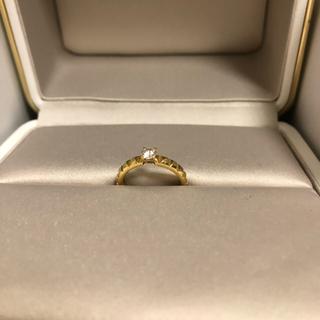 ブシュロン(BOUCHERON)のブシュロン クルドパリ ダイヤモンドリング(リング(指輪))