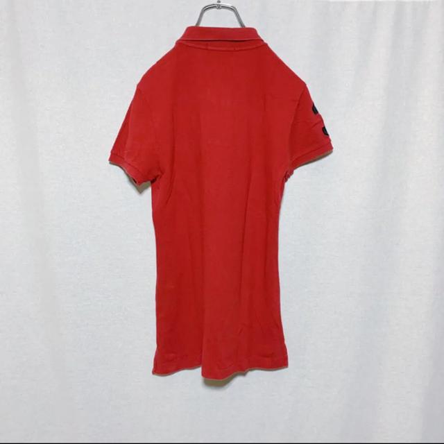Ralph Lauren(ラルフローレン)の【美品】RALPH LAUREN ラルフローレン  半袖ポロシャツ レディース レディースのトップス(ポロシャツ)の商品写真