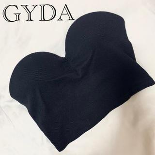 GYDA - GYDA リブベアビスチェ