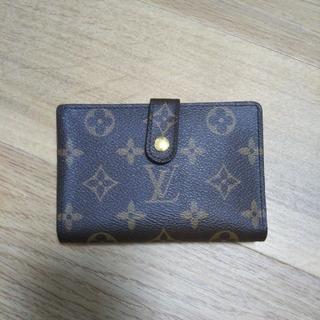 LOUIS VUITTON - 新品同様 ヴィトンがま口財布
