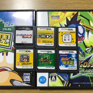 ニンテンドーDS - DS 3DSソフト 6コで1000円