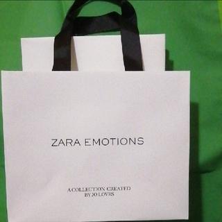 ザラ(ZARA)の新品未使用☆ZARA&Jo Malone *コラボ香水*ショパー(ショップ袋)